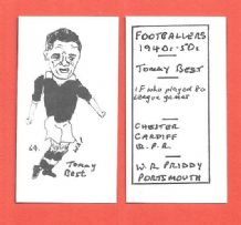 Chester City Tommy Best 69